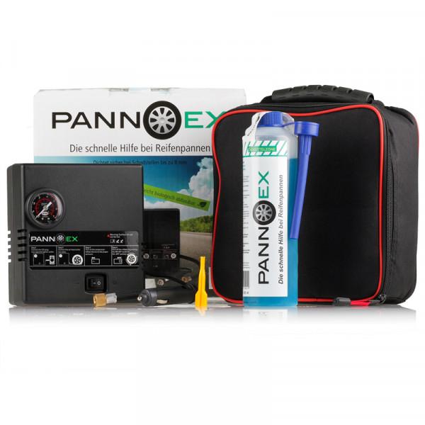 PANNEX Reifendichtmittel Set