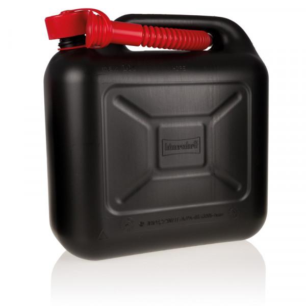 Reserve-Kraftstoffkanister 10 L schwarz