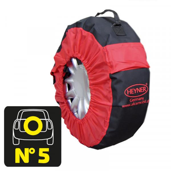 Premium Reifentasche für Ersatzrad 1 Stk.