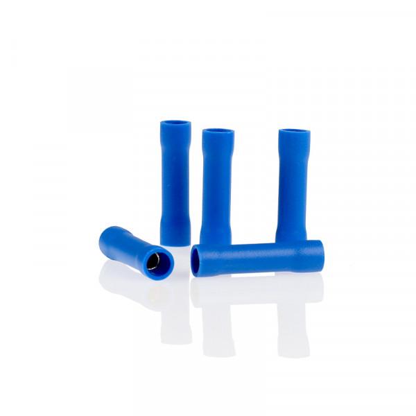 Stoßverbinder blau 2,3mm 10St.