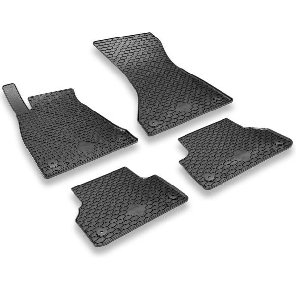 HEYNER Fußmatten-Set Audi A6/A7 (C8) (2018-)