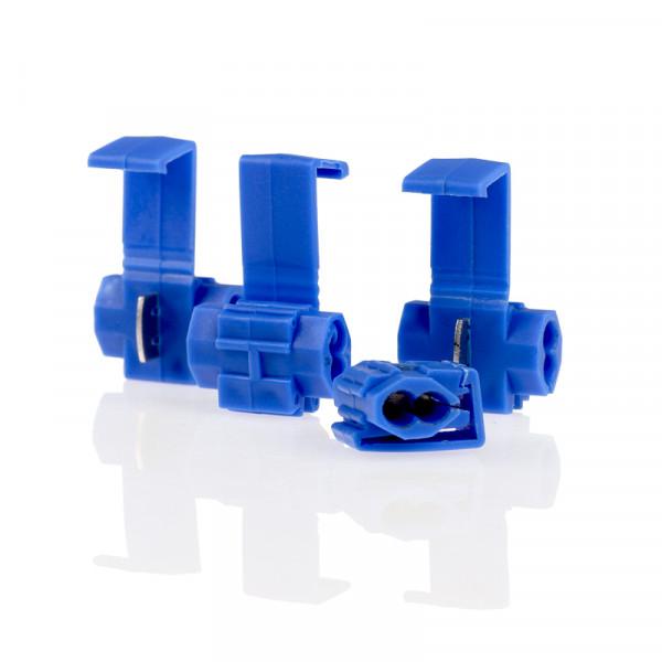 Klemm-/Abzweigverbinder blau 0,75-2,5mm² 5St.