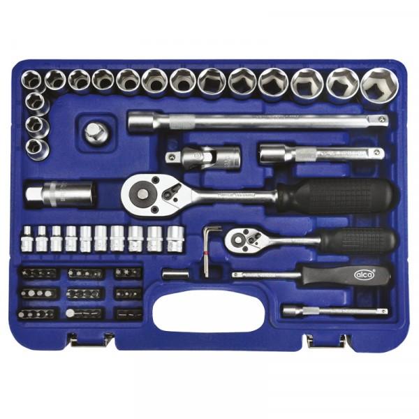 Steckschlüsselsatz 72 Teile CR-V