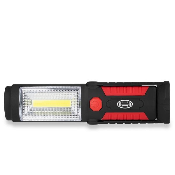 Premium Arbeitslampe COB-LED mit Akku