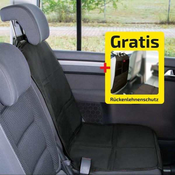Sitz- und Rückenlehnenschutz PRO Black