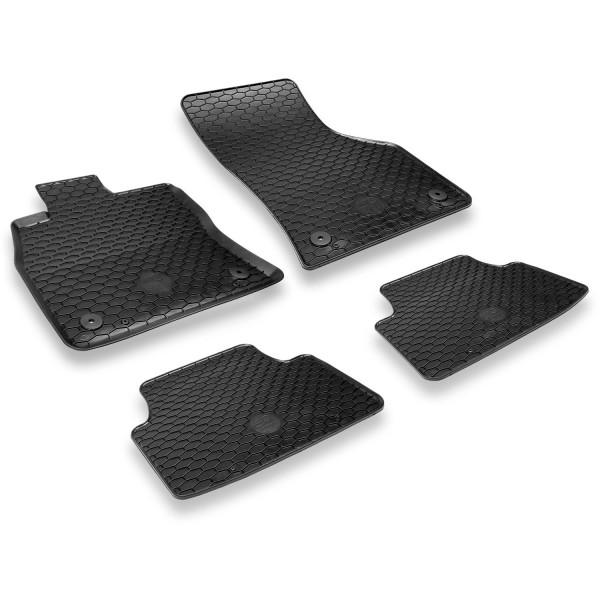 HEYNER Fußmatten-Set C63 AMG, C-Klasse, GLK-Klasse, GLC-Klasse passgenau