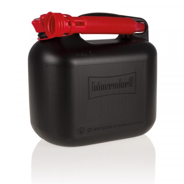 Reserve-Kraftstoffkanister 5 L schwarz