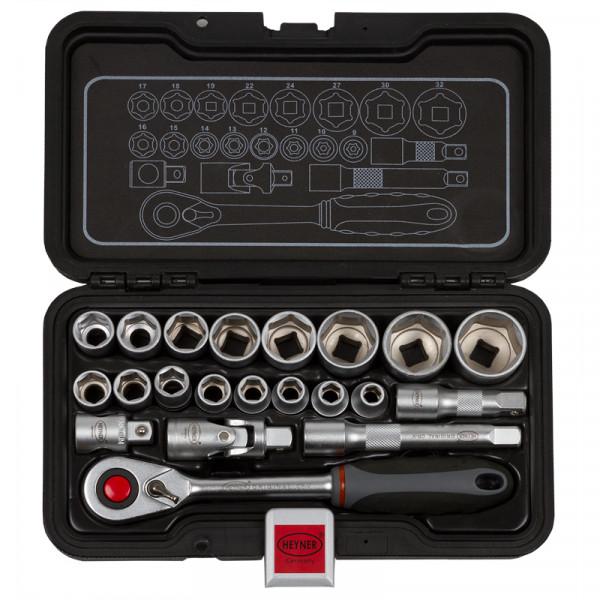 Werkzeugkoffer 21-tlg. PRO