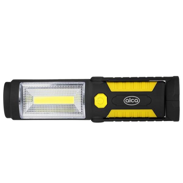COB-LED Arbeitslampe mit Batterien