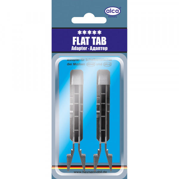 Adapter FLAT TAB 2 Stck. alca