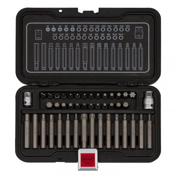 Werkzeugkoffer 44-tlg. PRO